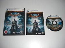 Batman-Arkham Asylum-Goty Juego Del Año Edición Pc DVD ROM Envío rápido