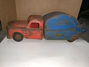 Structo Utility Truck. Mystery Age. City Of Toyland.