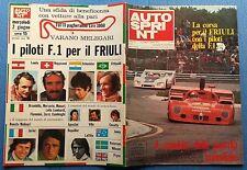 AUTOSPRINT 1976  n.22  Fiat 128 - foto sommario - 8/17