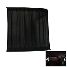 2 Packs Car Side Rear Window Sun Shades Track Curtains  UV Protection Shades Kit