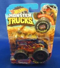 HOT WHEELS MONSTER TRUCKS (JAM) 1:64 DELIVERY WITH COLLECTIBLE WHEEL 2018 GIANT