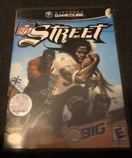NFL Street Complete With Manual (Nintendo GameCube, 2004)