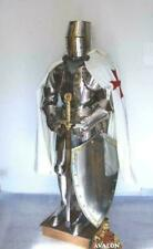 More details for medieval knight suit of templar toledo armor combat full body armour