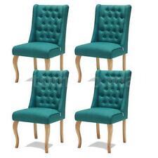 Chaises en bois massif pour le salon