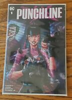 Punchline 1 Special Creees Exclusive Variant UNREAD IN HAND One-Shot Comic Book