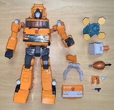 Transformers Grapple MP-35 Autobot Takara Tomy Master Piece