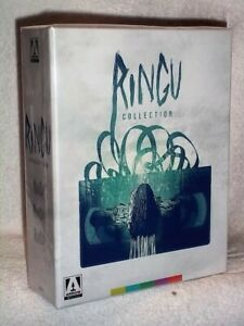 Ringu Collection (Blu-ray, 2020, 3-Disc) chilling tale of technological terror