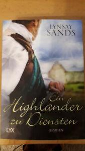 Lynsay Sands, Ein Highlander zu Diensten