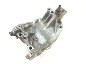 04-06 Acura Honda Water Passage Engine Coolant Manifold Housing Outlet Bracket