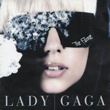 LADY GAGA - THE FAME 2009 UK CD