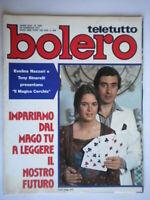 Bolero1555 Nazzari Binarelli De Niro Newman Pacino Pozzetto Celentano Hussein