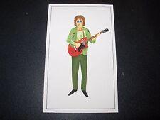 "MAX DALTON John Lennon the beatles 2X4"" poster art handbill"