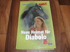 Gabi Adam -- DIABOLO  3 / Neue Heimat für Diabolo  / PonyClub 2002