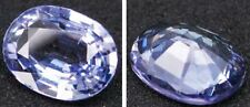 Natural Violet Blue Tanzanite Facet Gemstone 1.05Ct