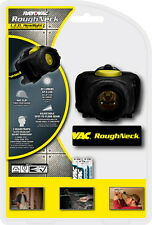 Rayovac RNHL3AAA-B RoughNeck LED Headlight Flashlight w/3-AAA Alkaline Batteries