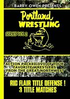 Barry Owen Presents Best Of Portland Wrestling Vol.2 [DVD] [2016] [NTSC]