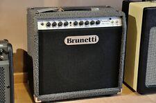 Brunetti Maranello amplificatore per chitarra in classe A da 20 watt