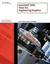 AutoCAD 2012 Tutor for Engineering Graphics (CAD New Releases) by Lang, Kevin,