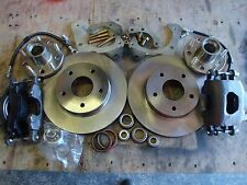 1955 1956 1957 1958 CHEVY BEL AIR/210/NOMAD ZERO OFFSET FRONT DISC BRAKES