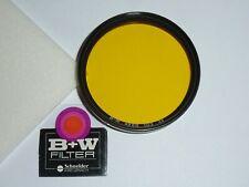 B+W  Gelbfilter 023  E49  49mm