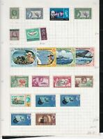 british commonwealth stamps page ref 17390