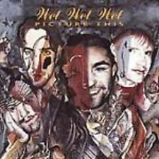 WET WET WET - PICTURE THIS - CD (1995) 12 TRACKS