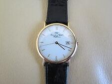 IWC Portofino 18K Solid Gold Watch Ref. 3331