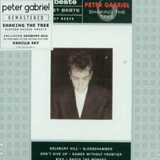 Peter Gabriel Shaking the tree-16 golden greats (1990/2002) [CD]