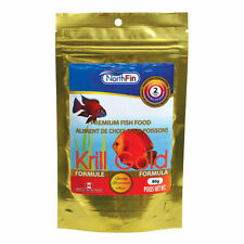NorthFin Krill Pro Formula 2 mm Sinking Pellets FISH FOOD 80 GM  FREE SHIPPING