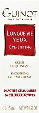 Guinot Longue Vie Yeux Eye Lifting Cream Creme 15ml(0.5oz) Brand New