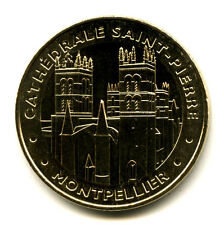 34 MONTPELLIER Cathédrale Saint-Pierre, 2012, Monnaie de Paris