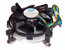 Intel E18764-001 Socket T LGA775 CPU Heatsink and Fan   4-Pin 12VDC 0.2A
