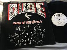 AFRO FUNK DISCO BOOGIE private LP - DUBE - monster track. Bana Bama Africa, hear