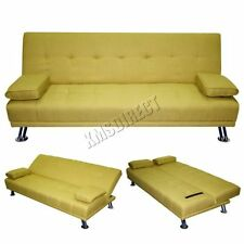 Bedroom Up to 3 Seats Solid Modern Sofa Beds