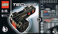LEGO POWER MOTORE 9v 5292 per 8421 8376 8475 8366 8287