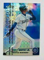 1999 Topps Finest Ken Griffey Jr. Refractor Card #101, Mariners Legend!