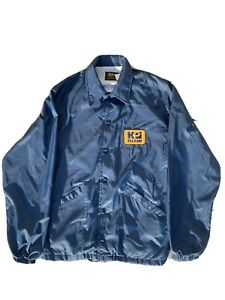 Vintage Swingster 70's KP Klein Reporter Coach's Jacket Size Small
