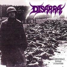 DISARRAY - Widespread Human Disaster (CD 1995) USA Import EXC RARE OOP Thrash