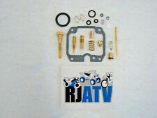 Yamaha Moto 4 YFM250 1989-1991 Carburetor Carb Rebuild Kit Repair