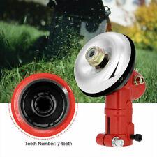 More details for 26/28mm 7/9 spline gearbox gear head part garden trimmer brushcutter strimmer