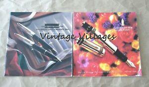 Vintage Lot of 2 Colorado Pen Catalogs (1998/1999)