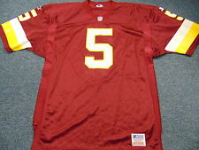 VINTAGE UNWORN STARTER AUTHENTIC NFL WASHINGTON REDSKINS #5 JERSEY SIZE 48