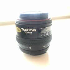 Tokina AF 28-70mm f/3.5-4.5 Macro Lens used very good condition