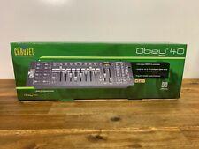 Chauvet Obey 40 DMX Controller