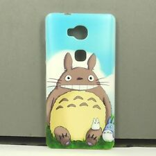 For Huawei Honor 5X / GR5 Totoro Phone Case Cover Free Screen Protector