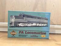 Life-Like Proto 2000 Missouri Pacific Locomotive W/Mars Light #8002 New In Box