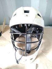 Brine Triad St2 Black Lacrosse Helmet Sm