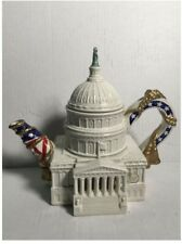 Fitz And Floyd Landmarks Of The World United States Capitol Building