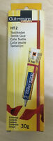 GUTERMANN FABRIC SEWING TEXTILE HT2 GLUE 30G TUBE *SAME DAY DESPATCH TILL 5.30*