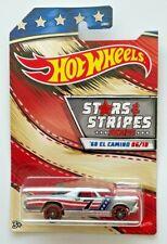 Hot Wheels '68 El Camino Silver #6 - 2020 Stars and Stripes 6/10